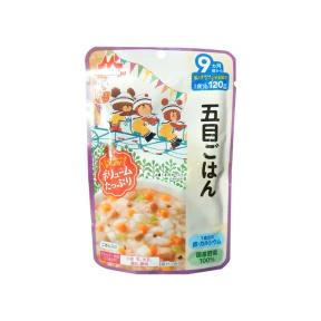 Morinaga 5 kinds of Vegetables With Rice & Chicken Liver 130g