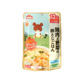 Morinaga Chicken, Vegetables With Egg Rice 130g