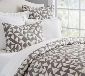 Triangle quilt set
