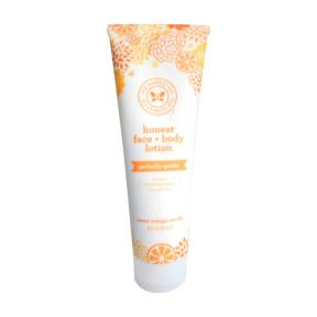 Honest Face & Body Lotion 250ml