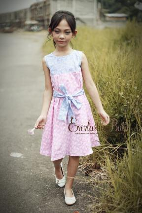 AN.20045 Gwen aline Kids Dress   2/3y