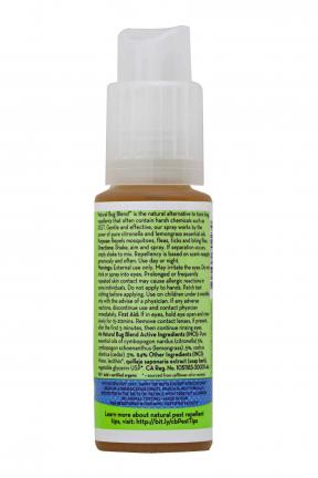 Natural Bug Repellent 59ml