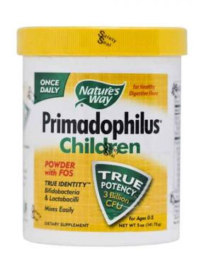 Nature's Way Primadophilus Children 3billion CFU 141.75g