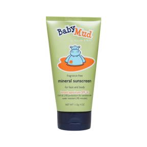 Noodle & Boo Organic Play Day Sunscreen SPF-30 113.5g