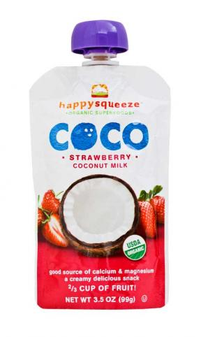 Happy Baby Coco Strawberry 99g