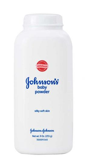 Johnsons & Johnsons Baby Powder Silky Soft Skin	255g