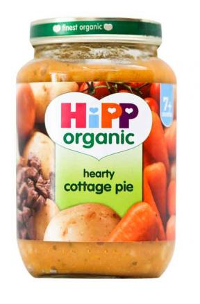 Hipp Hearty Cottage Pie 190g