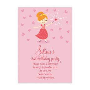 Lovely Princess (Kids Birthday Set of 6)