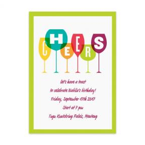 Clink Clink (Adult Birthday Set of 6)