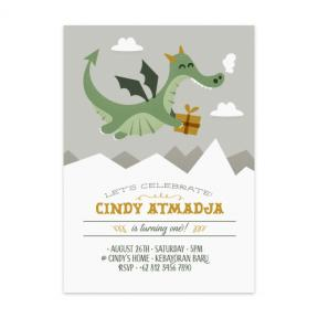 Friendly Dragon (First & Babies Set of 6)