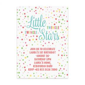 Twinkle Twinkle (First & Babies Set of 6)