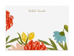 Summer Vibe Festive (Note Cards Set of 6)