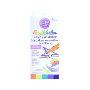 Wilton Food Writers Bold Tip Edible Markers