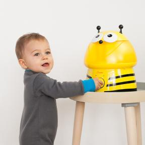 Crane USA Adorables Bumble Bee Cool Mist Humidifier