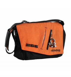 Okiedog Loft Samurai Orange Black