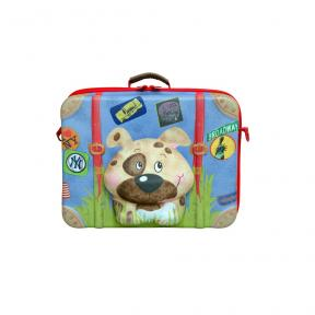 Wildpack Suitcase Dog