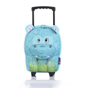 Wildpack Small Trolley Hippo