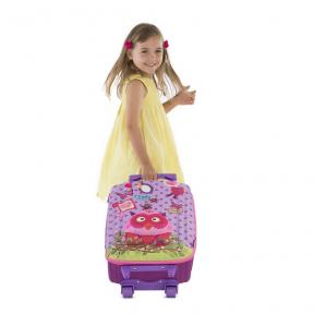 Wildpack Large Trolley Owl