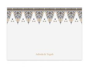 Songket (Note Cards Set of 6)