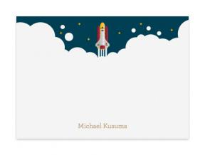 Space Shuttle (Note Cards Set of 6)