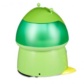 Crane USA Horrible Zeke Green Cool Mist Humidifier