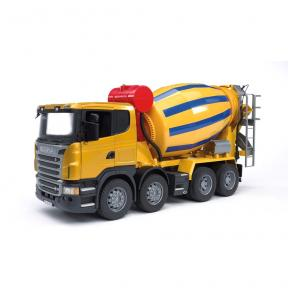 Bruder Toys 3554 -Scania R-Series Cement Mixer Truck