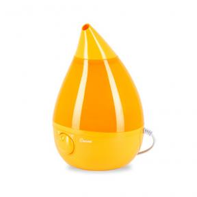 Crane USA Dropshape Orange Cool Mist Humidifier