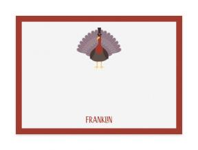 Turkey Trouble (Note Cards Set of 6)