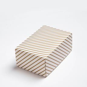 Golden Stripe Small Box