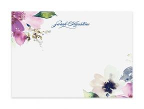 August Blush (Note Cards Set of 6)