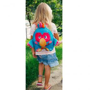Wildpack Backpack Parrot