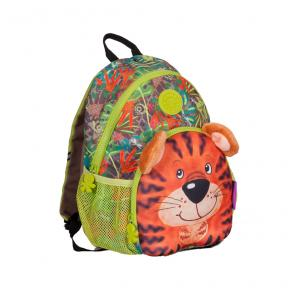 Wildpack Junior Backpack Tiger