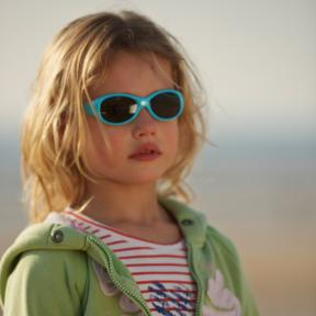 Real Shades Toddler 2+ Explorer AQUA/PINK Sunglasses
