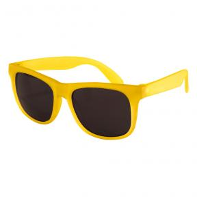 Real Shades Kid 4+ Switch Yellow Orange Sunglasses