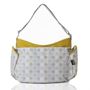 Okiedog Mondo Dot Dot Dot Grey/Gold
