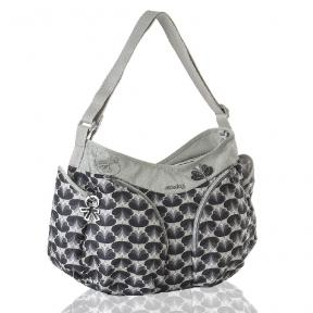 Okiedog Mondo Blossoms Grey