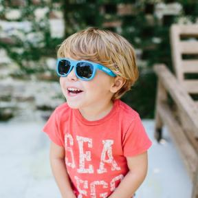 Babiators Blue Crush Classic Ages 3-5 Sunglasses