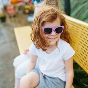 Babiators Purple Reign Classic Ages 3-5 Sunglasses