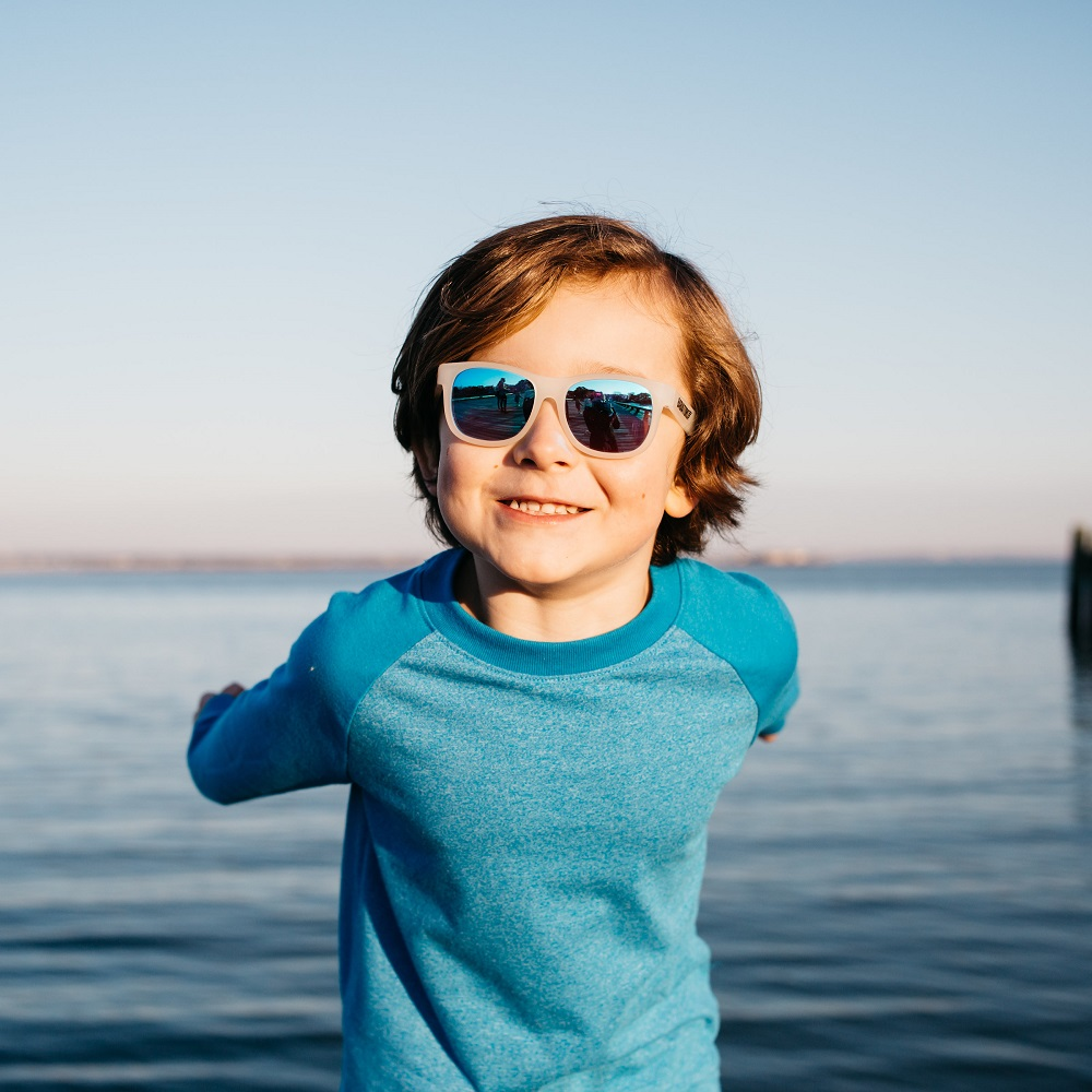 Babiators Blue Ice Classic Ages 3 5 Sunglasses True 7