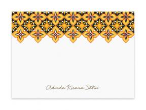 Kencana (Note Cards Set of 6)