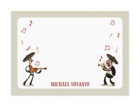 Merry Mariachi  (Note Cards Set of 6)