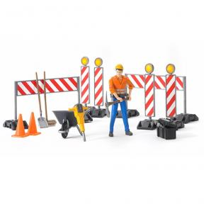 Bruder Toys 62000 - Bworld Construction Set
