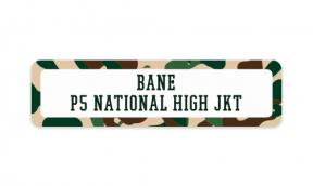 Street Camo (Stickers Set of 4)