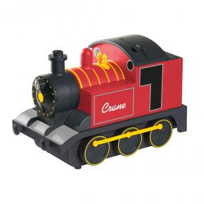Crane USA Adorables Train Red Cool Mist Humidifier Limited Edition