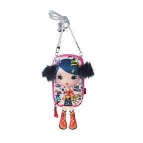 New Tiny Treasures Pop Hero Girl Sling Bag
