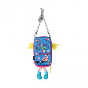 New Tiny Treasures Sticker Patch Girl Sling Bag