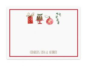 Jolly Days (Note Cards Set of 6)