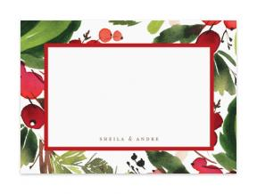 Mistletoe (Note Cards Set of 6)
