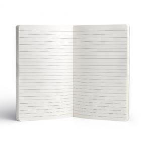 A5 Beige (Lined Notebook)