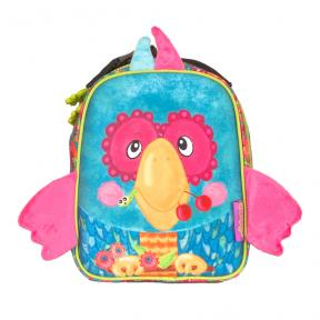 Wildpack Junior Lunch Bag Parrot